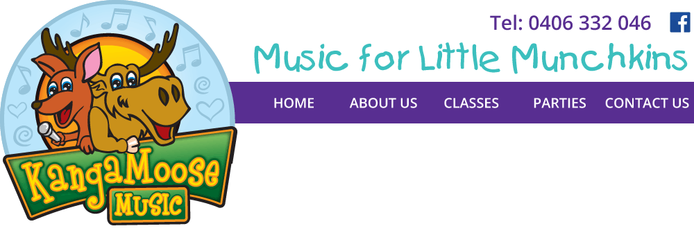 KangaMoose Music - Music for Little Munchkins